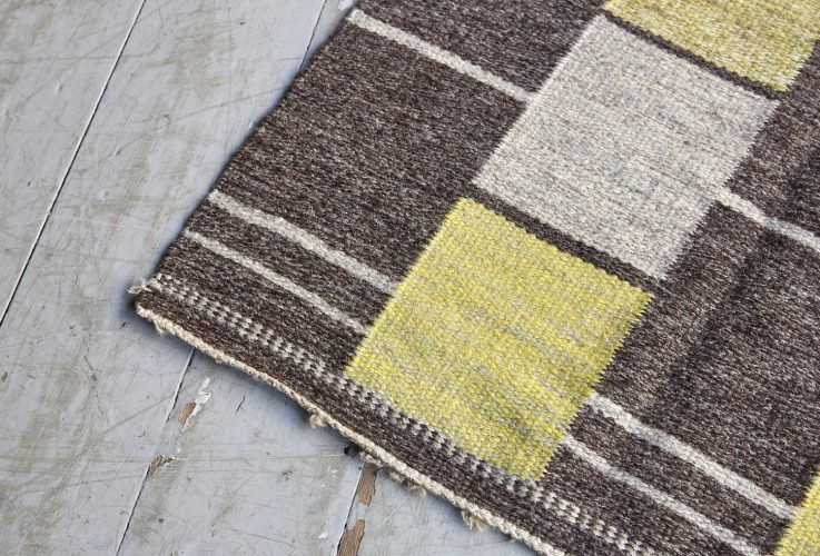 Swedish-Rug-Yellow-Brown-0017