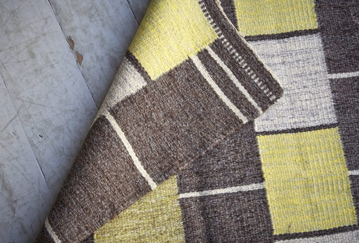 Swedish-Rug-Yellow-Brown-0020-1