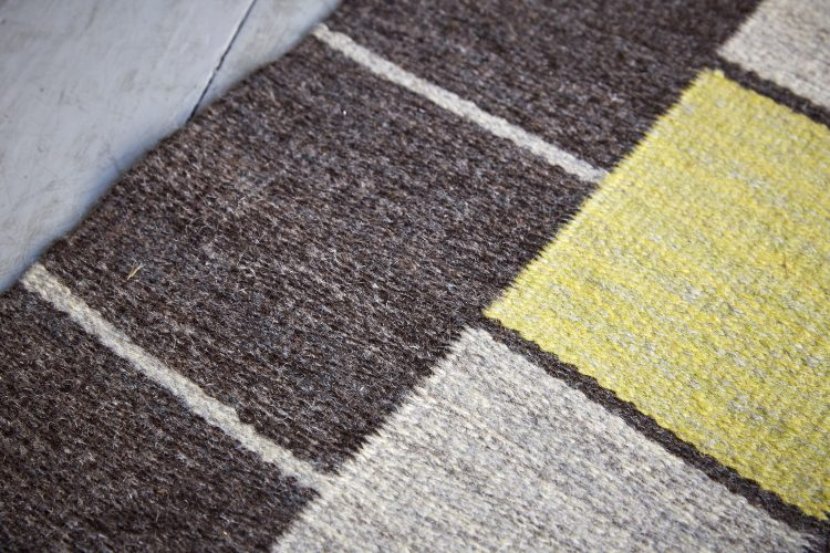 Swedish-Rug-Yellow-Brown-0028