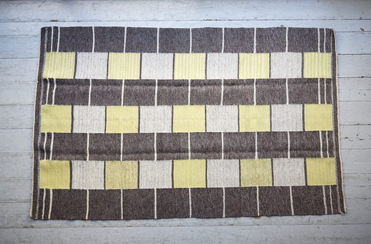 Swedish-Rug-Yellow-Brown-0030