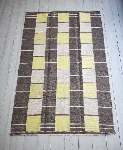 Swedish-Rug-Yellow-Brown-0033