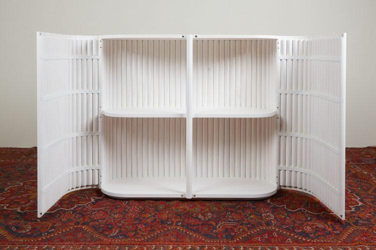 Tambour Cabinet V2-0001