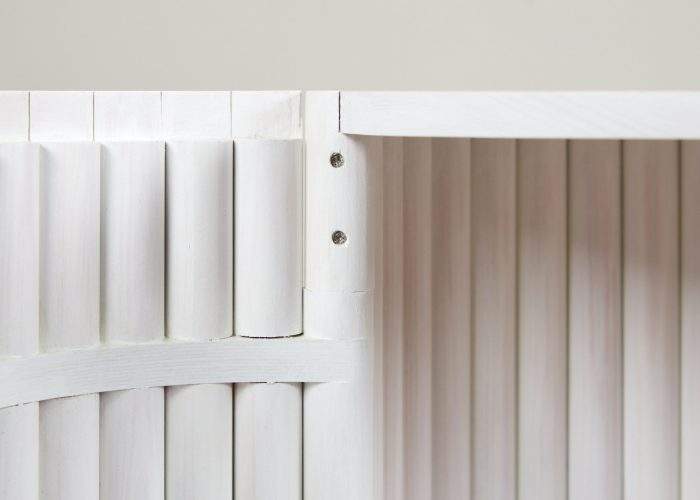 Tambour Cabinet V2-0012