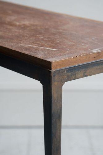 Teak-Console-table