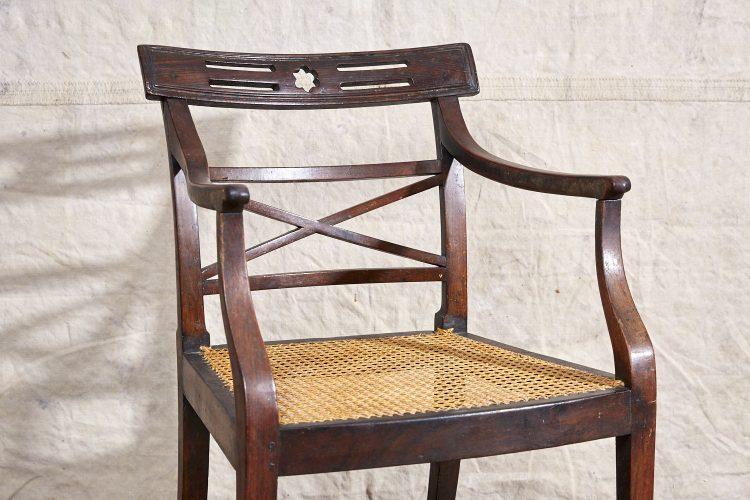 Wooden-Armchair-Wicker-Seat-0011