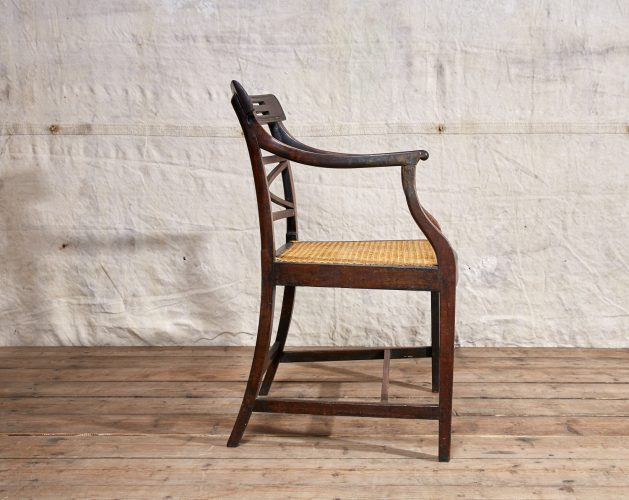 Wooden-Armchair-Wicker-Seat-0017