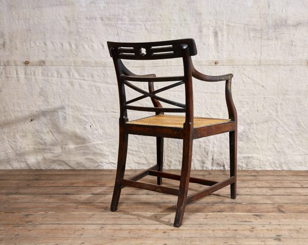Wooden-Armchair-Wicker-Seat-0018