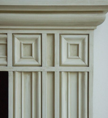 Howe Pell Wall Fireplace