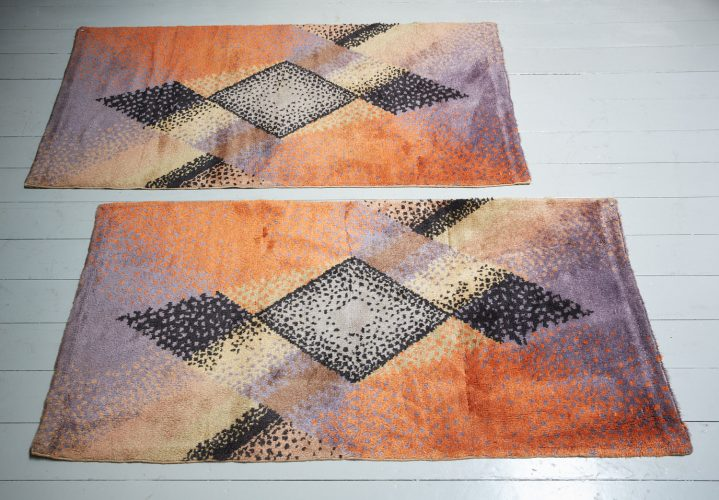 HL1026 – Pair of French Art Deco Carpets-0004