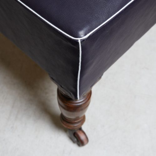 HL1588-Howard & Sons Upholstered Chair-0012