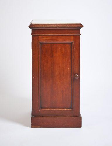 HL3789 – Marble Topped Bedside Cabinet-0003
