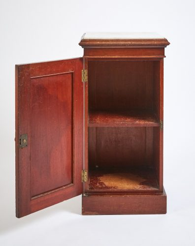 HL3789 – Marble Topped Bedside Cabinet-0007