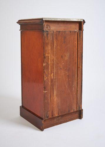 HL3789 – Marble Topped Bedside Cabinet-0015
