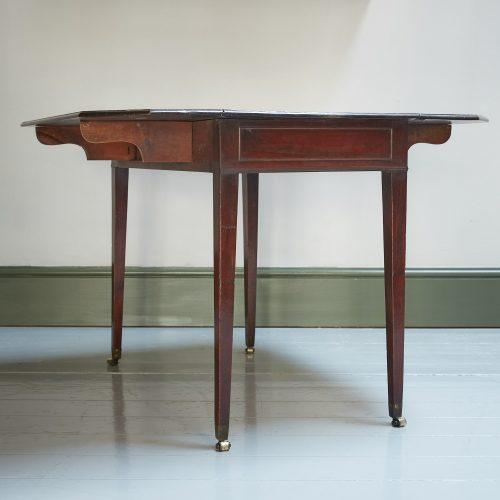HL4280 – George III Mahogany Pembroke Table-0019