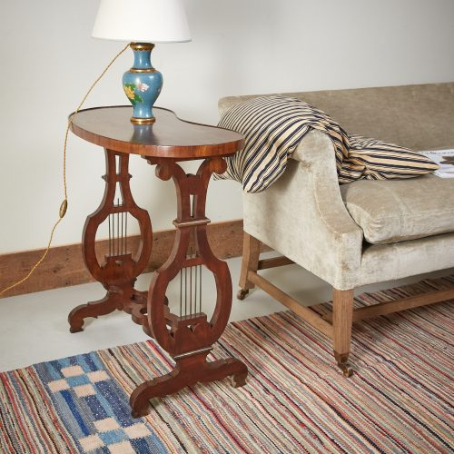 HL4418 – Kidney Sofa Table -0004