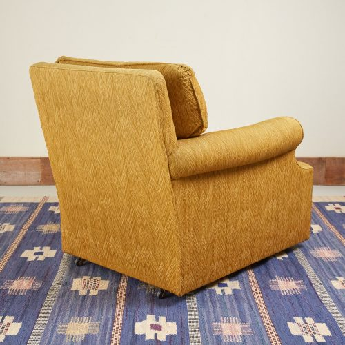 INC0745 – Pair of Mustard Armchairs-0012
