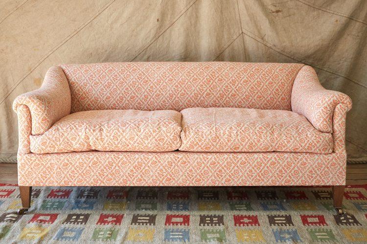 Den Sofa – Orange Pattern-0002