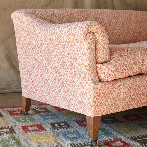 Den Sofa – Orange Pattern-0005