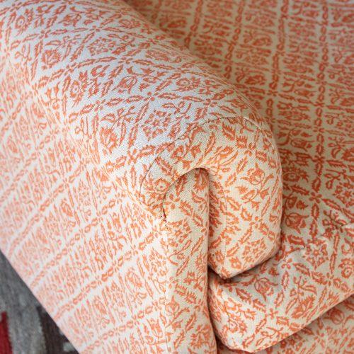 Den Sofa – Orange Pattern-0006
