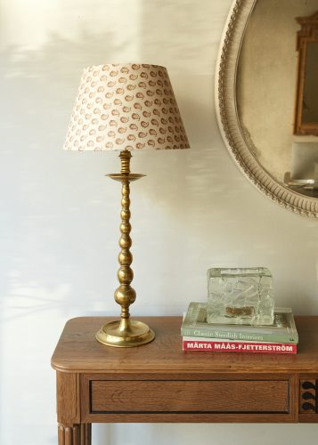 HL4312 – Brass Table Lamp-0002