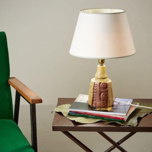 HL4315 – 'Rooke Pottery' lamp-0001