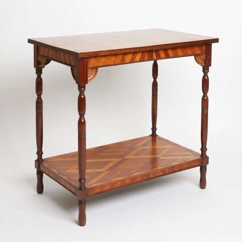 HL4383 – Marquetry Table-0002