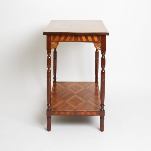 HL4383 – Marquetry Table-0003