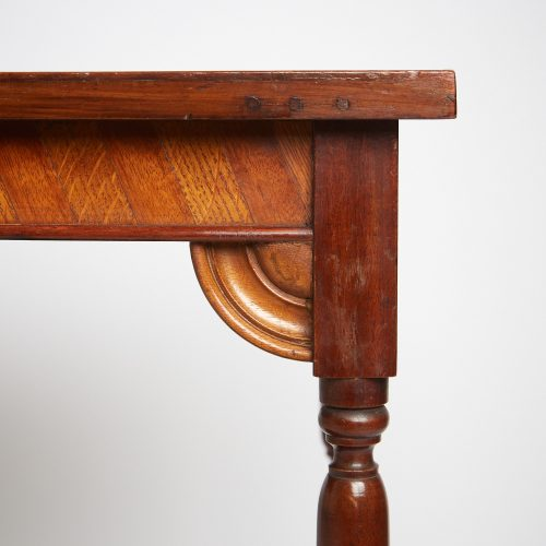 HL4383 – Marquetry Table-0005
