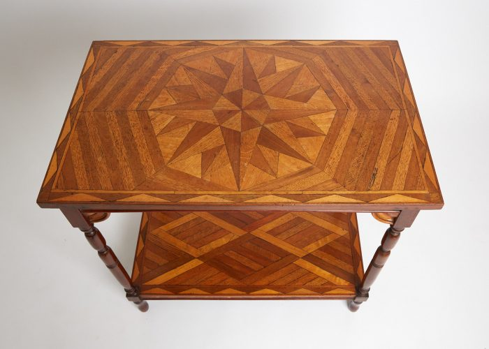 HL4383 – Marquetry Table-0011