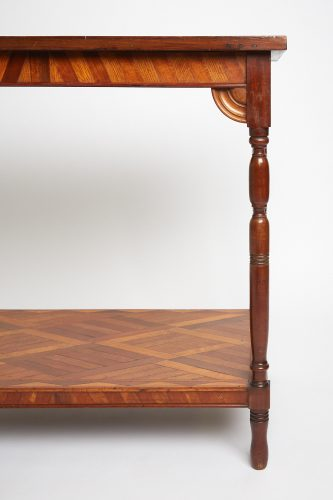 HL4383 – Marquetry Table-0015