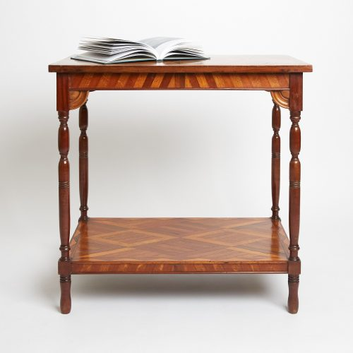 HL4383 – Marquetry Table-0016