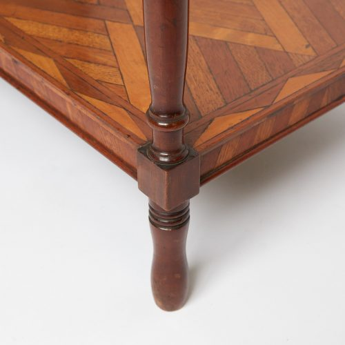 HL4383 – Marquetry Table-0017