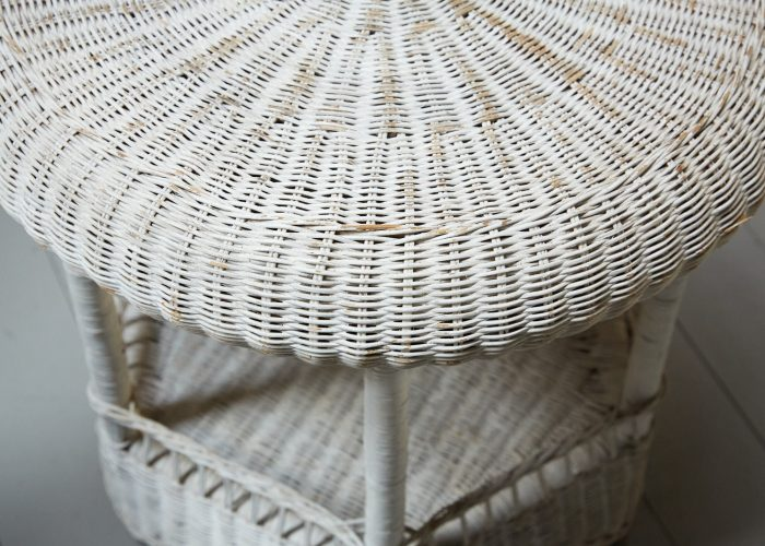 HL4438 – Painted Wicker Table-0007