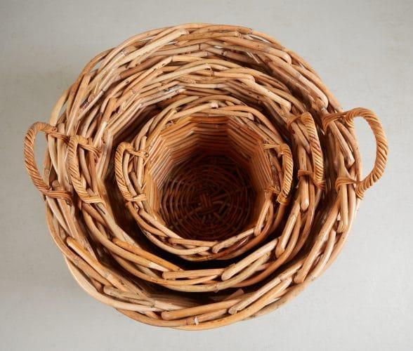 HH800036 – Round Log Baskets-0008