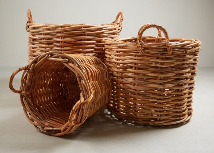 HH800036 – Round Log Baskets-0009