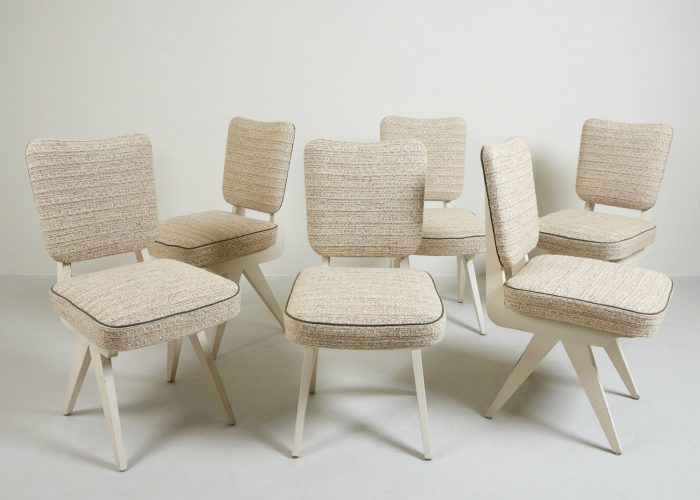 HL3924 – 6 x Jeanneret Chairs-0003