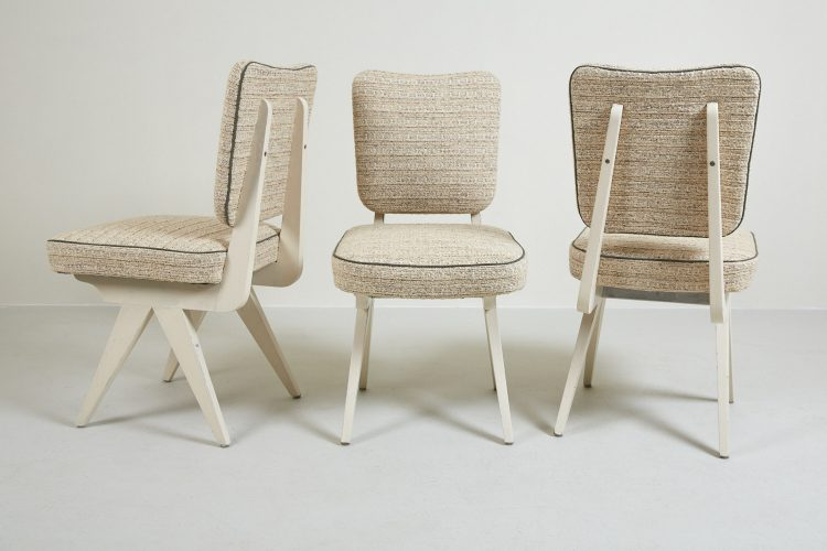 HL3924 – 6 x Jeanneret Chairs-0009