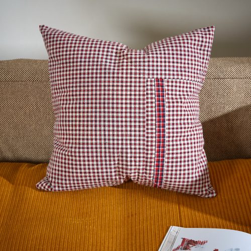 HB900291 – Vintage French Kelsch Cushion-0002