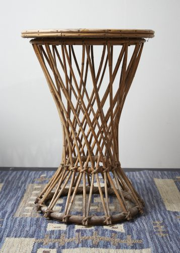HL3809 – Wicker Occasional Table-0002
