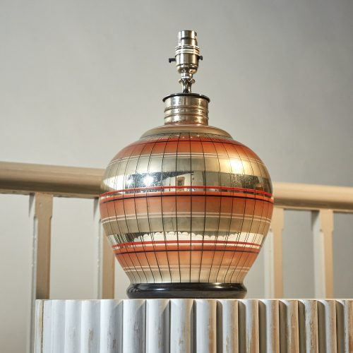 HL4459 – Mirror Panelled Table Lamp-0003