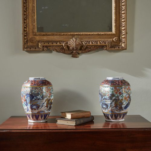 HL4546 – Dutch Delft Vases-0002