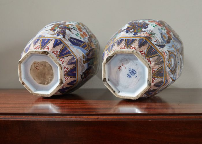 HL4546 – Dutch Delft Vases-0011
