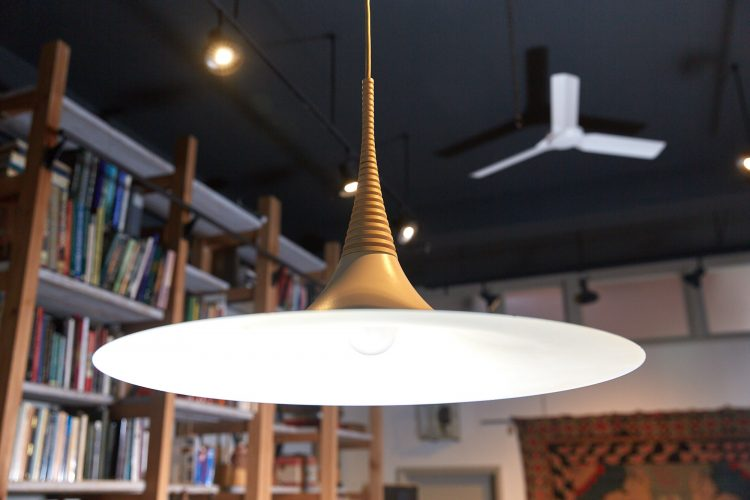 HL4561 – White Painted Hanging Light-0006