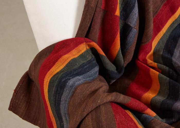 HL4570 – Tibetan Dolpo felted wool blanket-0004