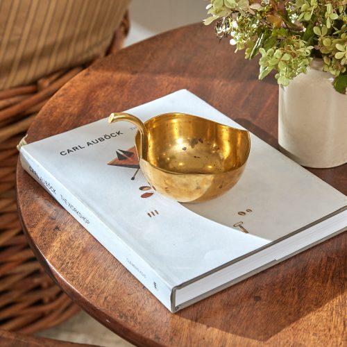 HL4588 – Small Brass Bowl-0001