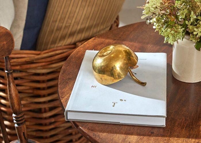 HL4588 – Small Brass Bowl-0004