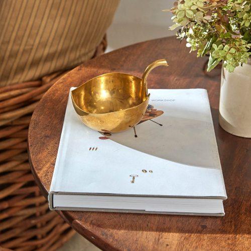 HL4588 – Small Brass Bowl-0005
