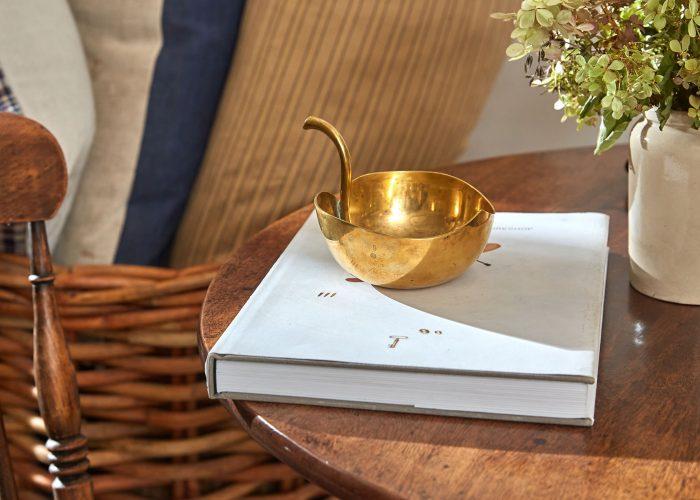 HL4588 – Small Brass Bowl-0006