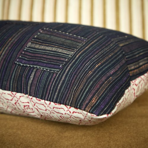HB900317 – Japanese Zanshi Woven Cushion-0008