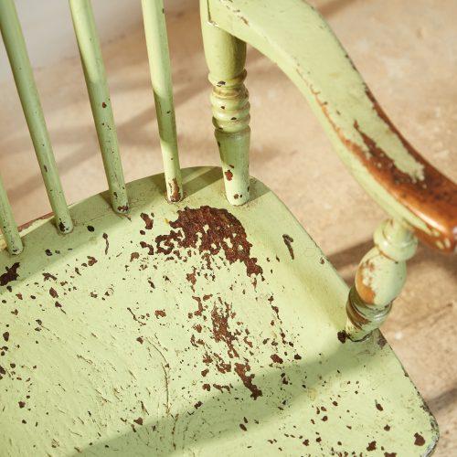 HL4526 – Green Windsor Armchair-0008